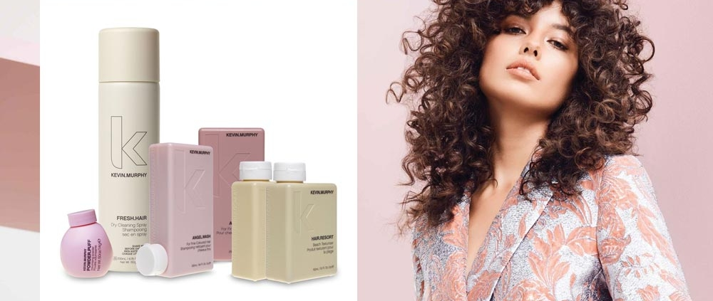Seensay cuida tu pelo con los productos de Kevin Murphy