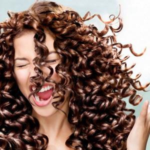 Espuma para el pelo